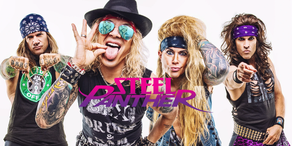 Steel Panther - Rockdown in the Lockdown Live Stream