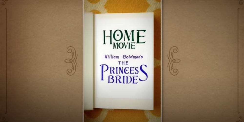 Home Movie: The Princess Bride – Battle of Wits
