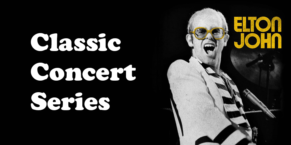 Elton John: Classic Concert Series