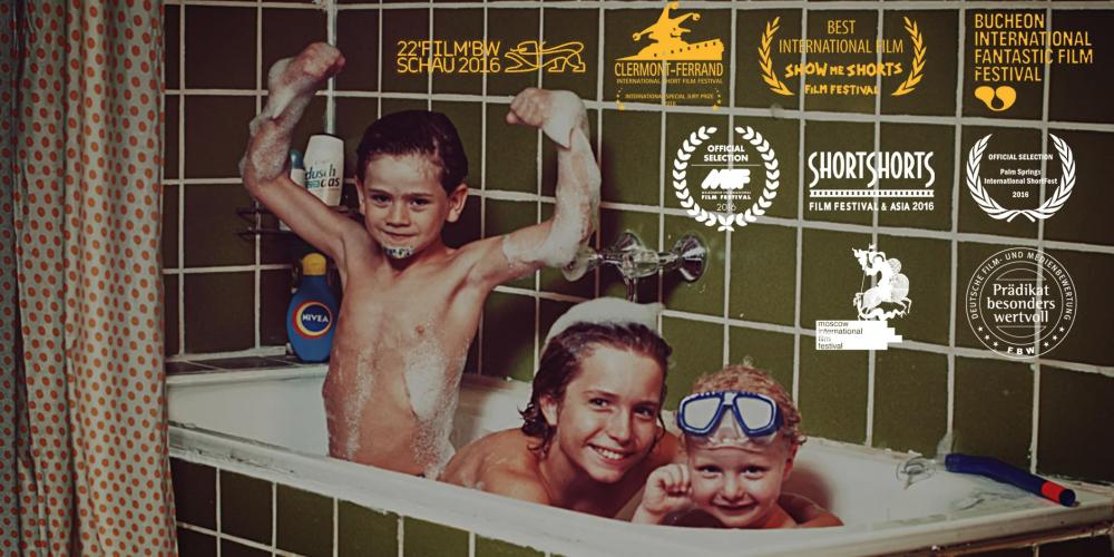 Die Badewanne (The Bathtub)