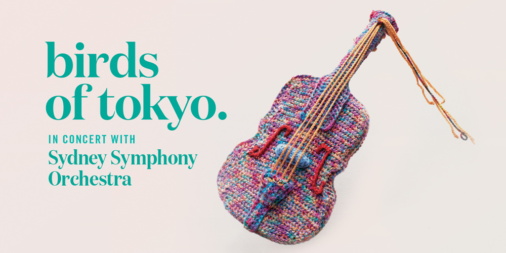 Birds of Tokyo in Concert with  Sydney Symphony Orchestra