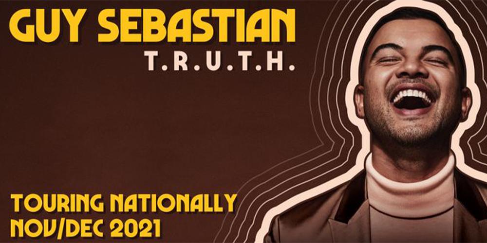 Guy Sebastian T.R.U.T.H. National Tour