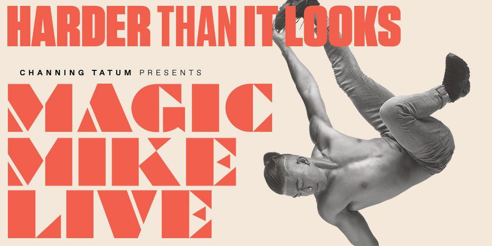 Magic Mike Live