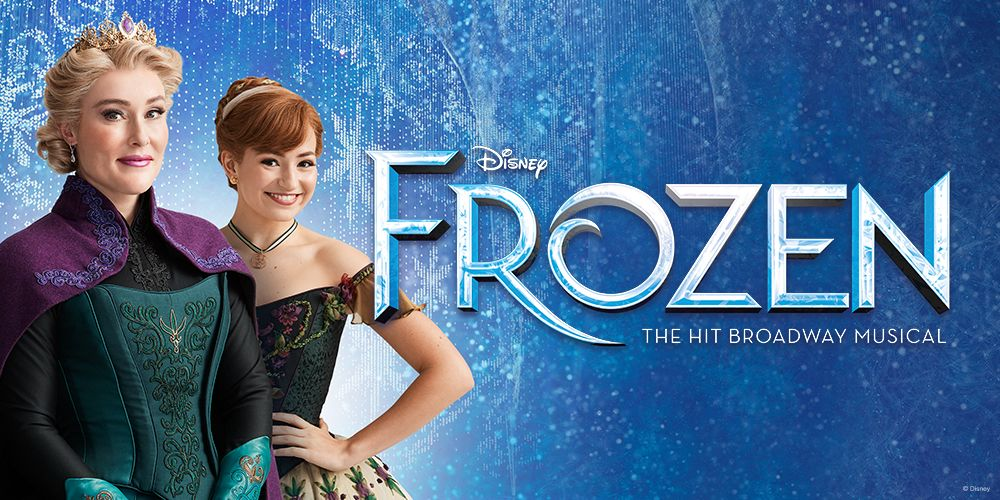 Frozen the Musical Lottery