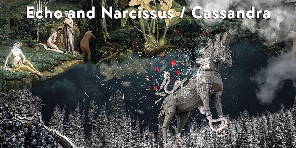 Echo and Narcissus / Cassandra