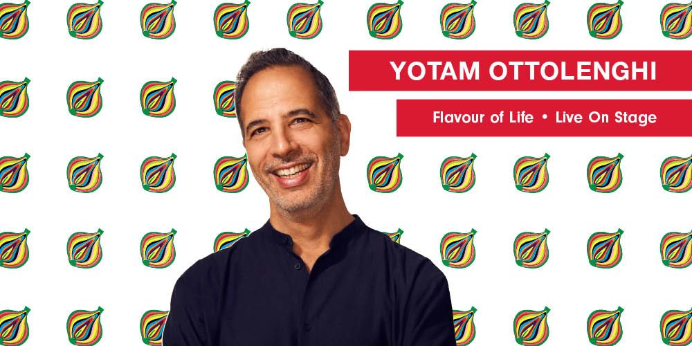 Yotam Ottolenghi Flavour of Life