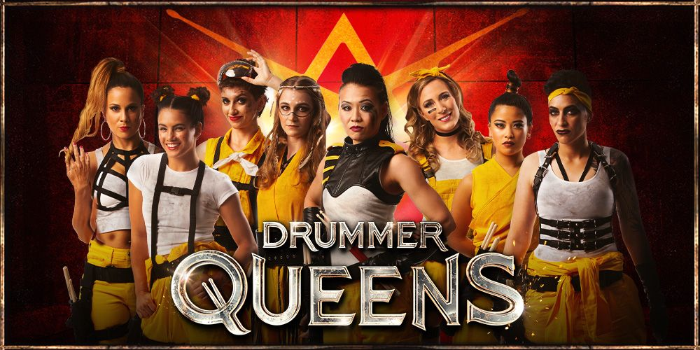Drummer Queens