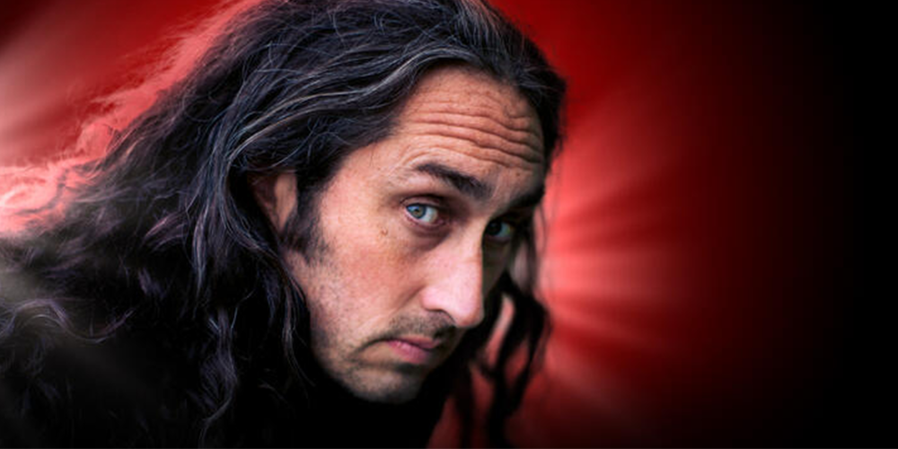 Ross Noble – 2021 Comeback Special