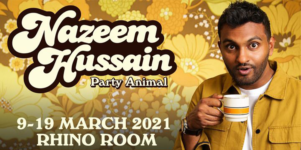 Nazeem Hussain: Party Animal