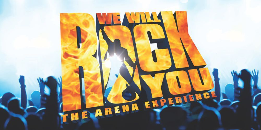 We Will Rock You – The Arena Experience