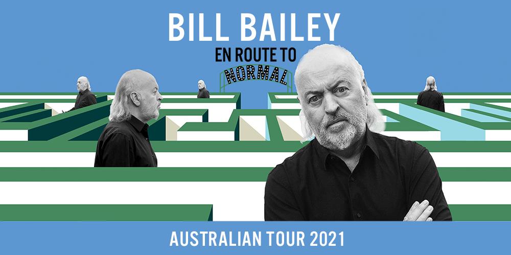 Bill Bailey: En Route to Normal