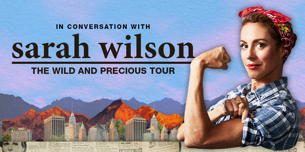 In Conversation with Sarah Wilson