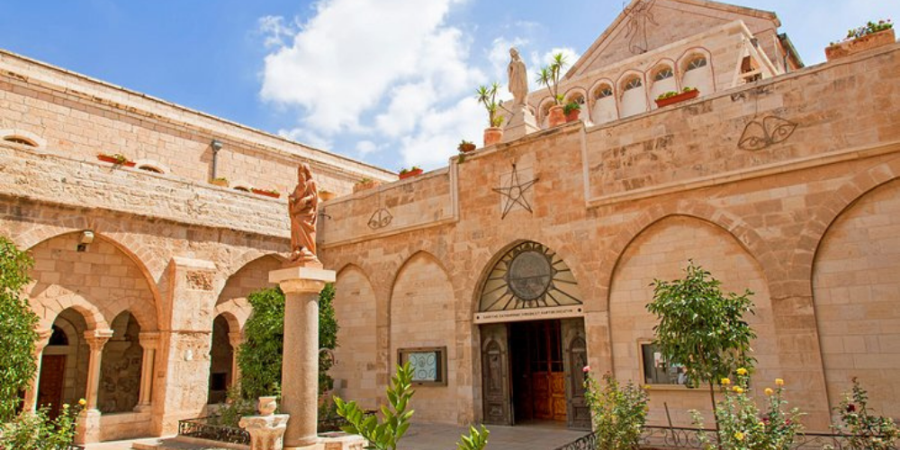 LIVE Interactive Tour: Visit the Holy Sites of Bethlehem