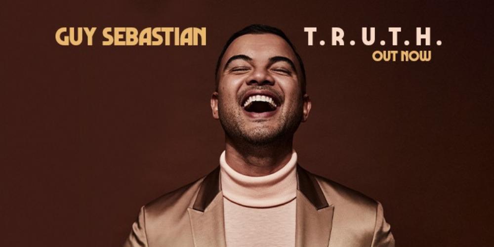 Guy Sebastian T.R.U.T.H. Tour