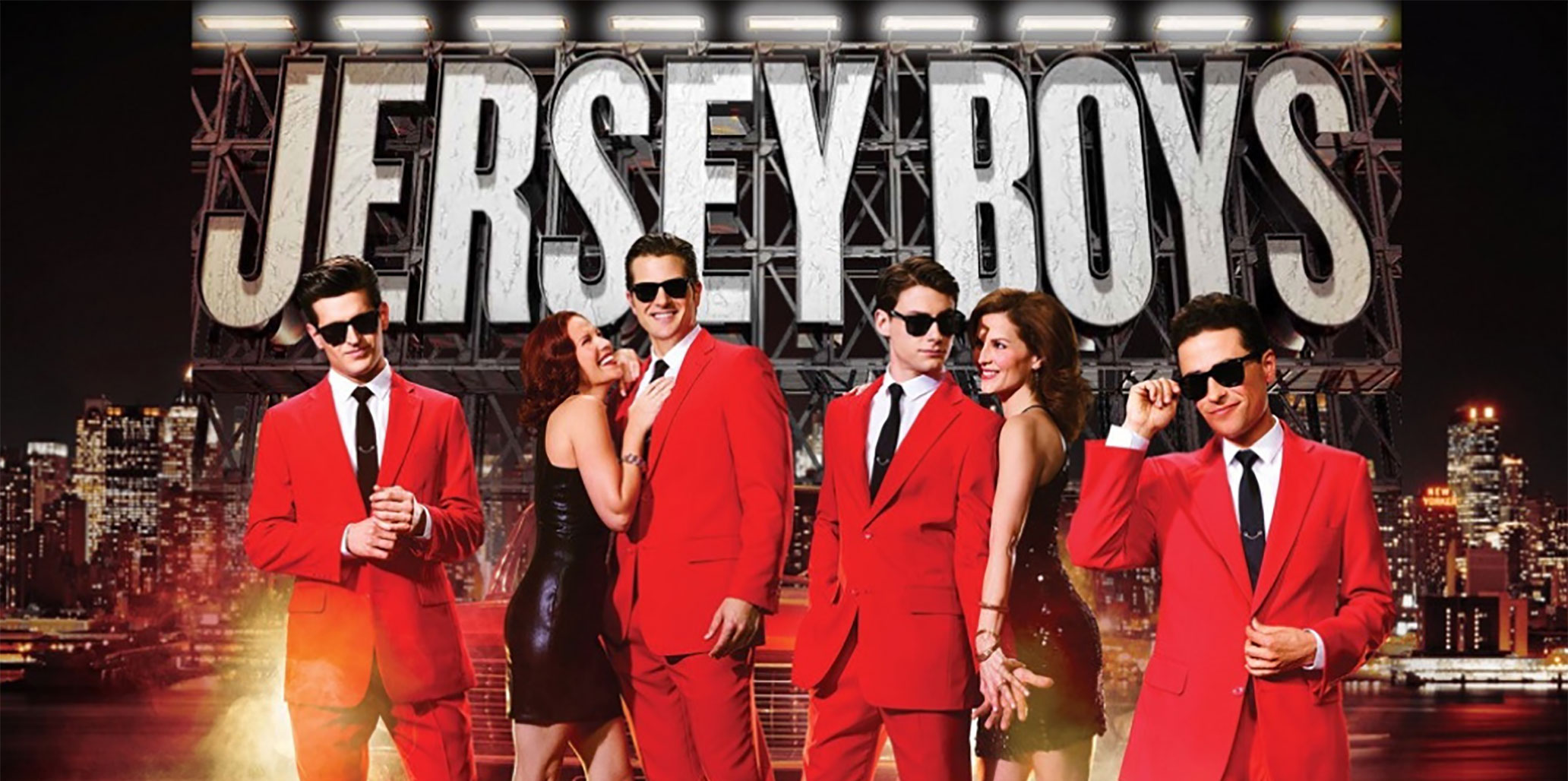 JERSEY BOYS | Official Digital Lottery